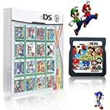 482 in 1 Game Cartridge, DS Game Pack Card Compilations, Super Combo Multicart for DS, NDSL, NDSi, NDSi LL/XL, 3DS, 3DSLL/XL,