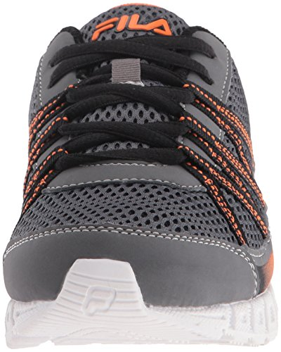 Rock bambini Unisex vibrant black Orange Fila Castle Flicker pqIxIaE