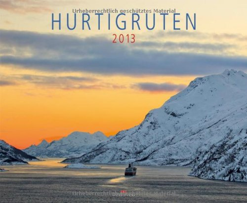 Hurtigruten 2013