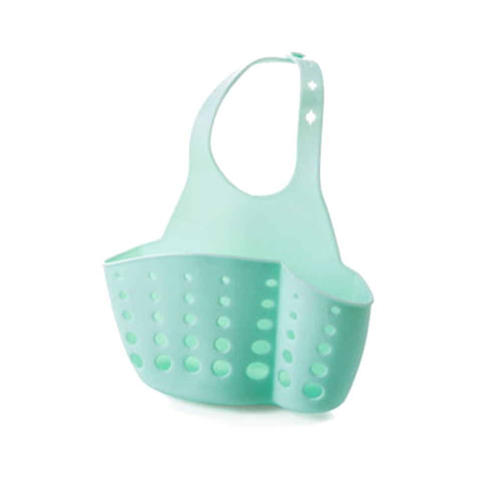 Amazon.com: Greatstar Sink Caddy Sponge Holder,Kitchen Bathroom ...