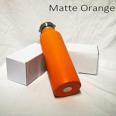 Botella de agua 350/500/600/750/1000 ml, acero inoxidable ...