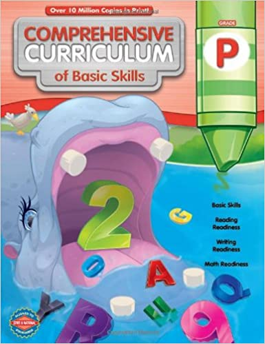 Comprehensive Curriculum Of Basic Skills, Grade P: American Education  Publishing: 9781609963286: Amazon.com: Books  Basic P&l