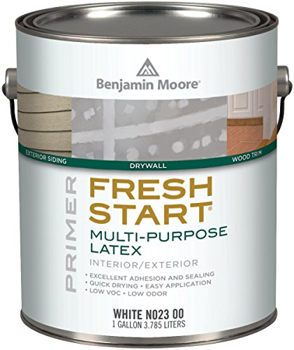 Benjamin Moore Fresh Start Primer (023) - Pallet of 144 gals.