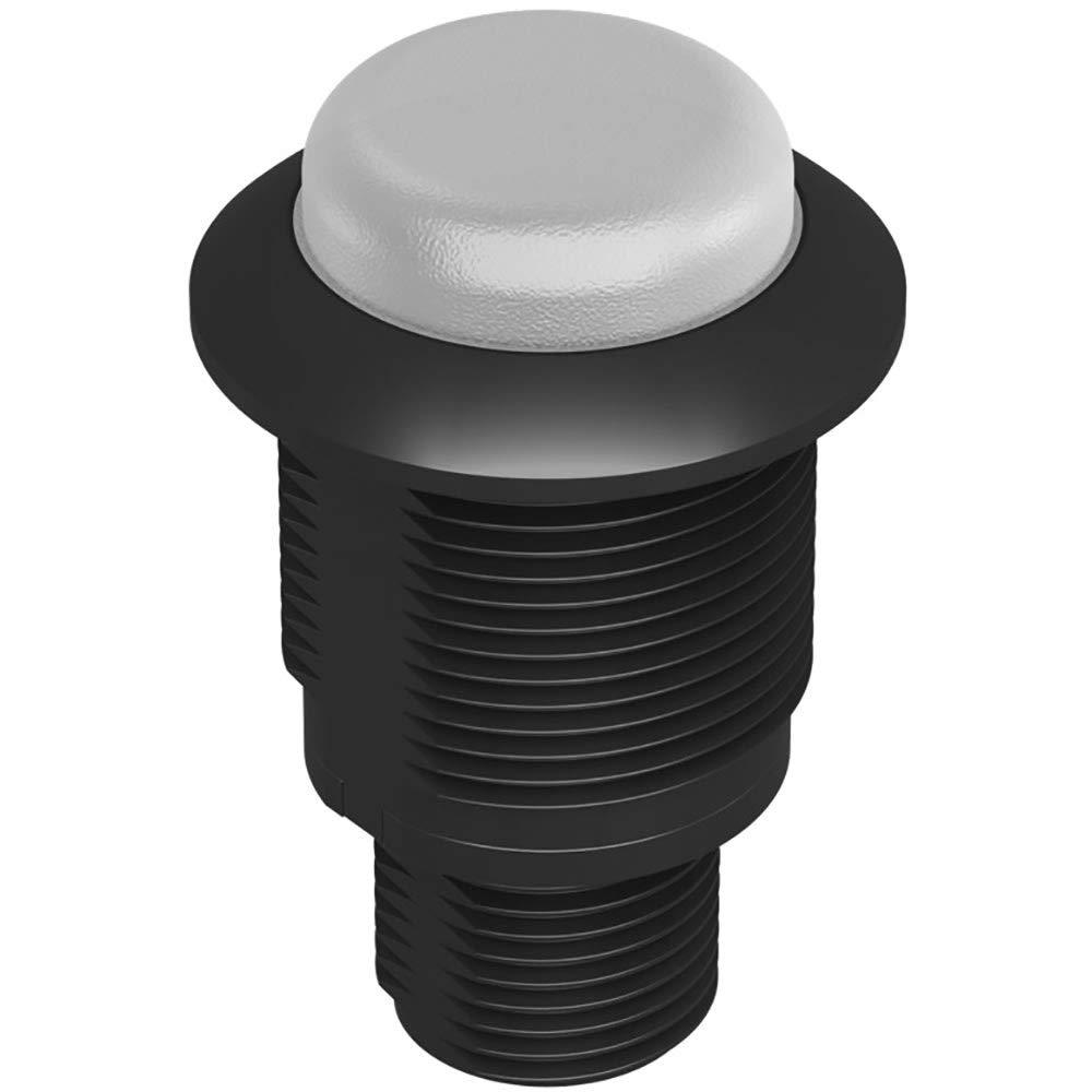 Indicator; S18 EZ-Light; 18 mm; White; 10-30VDC; 4 Wire; 4 Pin QDC; IP67; 20952