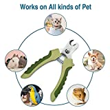 Pet Nail Clippers, Professional Stainless Steel