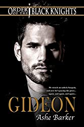 Gideon (Order of the Black Knights Book 1)