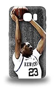 Perfect NBA New Orleans Pelicans Anthony Davis #23 Case Cover Skin For Galaxy S6 Phone Case