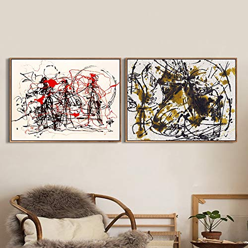 Framed Streched Canvas Combo Painting 2 Pieces by Jackson for sale  Delivered anywhere in Canada