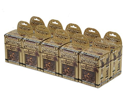 barato y de alta calidad Pathfinder  The Rusty Dragon Inn 8 count Brick by by by Pathfinder Adventure by Pathfinder Adventure  lo último