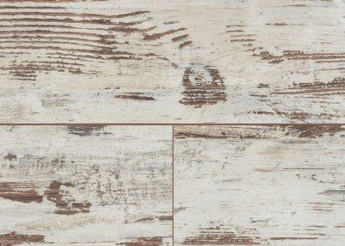MUSTER FLOOR24 Laminat Landhausdiele 6 Inch Fresco Struktur matt 8 mm