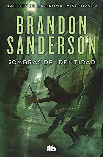 Sombras de identidad (Nacidos de la bruma [Mistborn] 5) por Brandon Sanderson