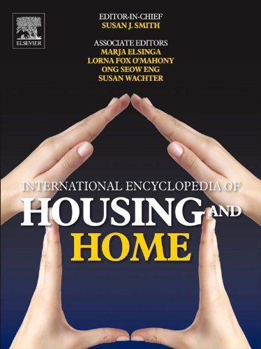 Download International Encyclopedia of Housing and Home: Online Pdf