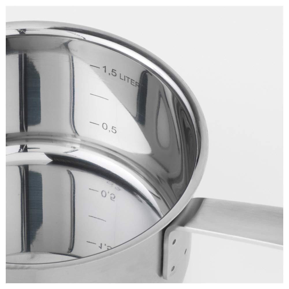IKEA 365+ - Juego de utensilios de cocina (5 piezas): Amazon ...