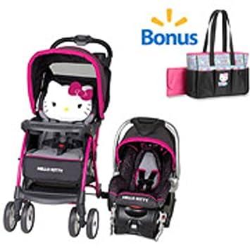 Amazon.com : Baby Gear Bundle w Stroller Travel System, Infant Car