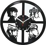 Gorillaz Band Vinyl Record Wall Clock .Get unique home room wall decor. Cool gift ideas for teens.