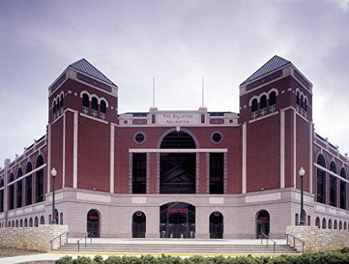 Photograph | The Ballpark in Arlington, home stadium of the major-league Texas Rangers baseball team| Fine Art Photo Reporduction 44in x 32in