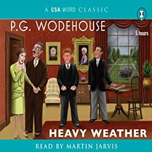 Heavy Weather Audiobook
