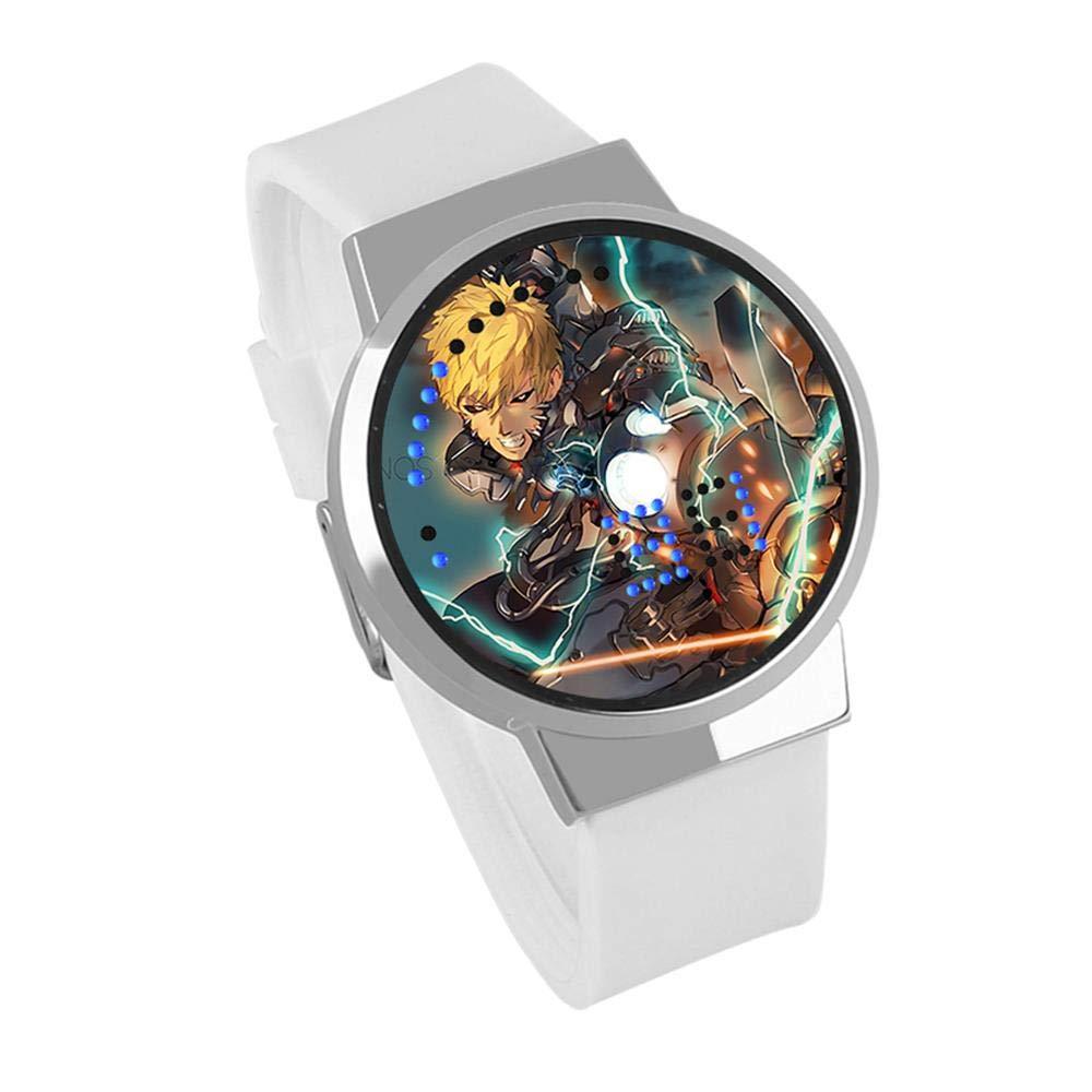 Reloj para Niños,Reloj LED De Pantalla Táctil One Punch-Man ...