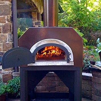 Amazoncom Chicago Brick Oven Cbo 750 Outdoor Wood Fired Pizza Oven