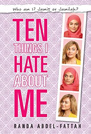 book cover of 10 Things I Hate About Me