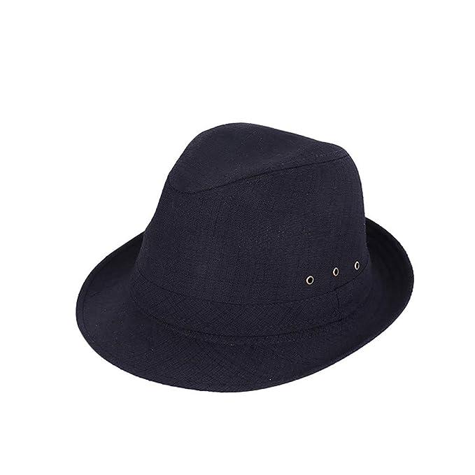 Unisex Men Women Packable Fedora Trilby Straw Sun Beach Hats