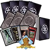 100 Random Star Wars CCG Card Pack Lot! With Rares! By Golden Groundhog!
