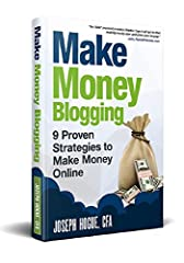 Go beyond lame blogging books with this step-by-step into nine proven systems to make money bloggingI spent years wanting to start a blog. I hated my job and knew I didn't want to spend a third of my day miserable…but looking through blogging...