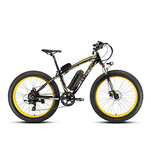 Cyrusher Xf660 Electric Bike 48v 500w 1000w Mens Mountain