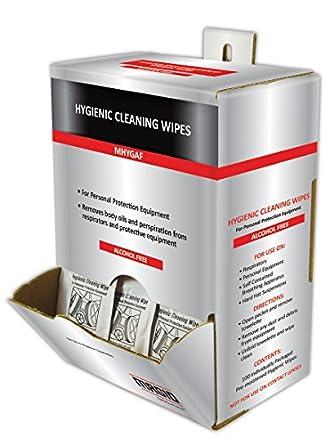 Guante Magid y seguridad mhyg-af mhygaf sin alcohol toallitas de higiene (Pack de