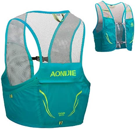 Azarxis 2.5L Hydration Race Vest Pack Lightweight Trail Running Backpack fits for Women Men for Marathon Jogging Hiking Climbing Outdoor Sports