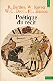 img - for Po tique du r cit book / textbook / text book