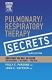img - for Pulmonary/Respiratory Therapy Secrets with STUDENT CONSULT Access book / textbook / text book