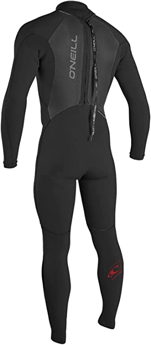 ONeill Mens Epic 4/3mm Back Zip Full Wetsuit
