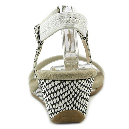 Casual Alfani Voyage Platform Womens Sandals Snake White Open Toe wIrqI5xPB