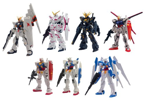 Magnet Action Gundam vol.8 (BOX) (japan import) by (Gundam Magnet)