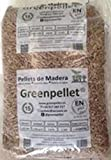 GREENPELLET - Pellet Estufa En Plus A-1 Greenpellet 15 Kg