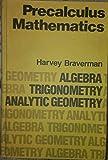 Precalculus Mathematics 9780898746532