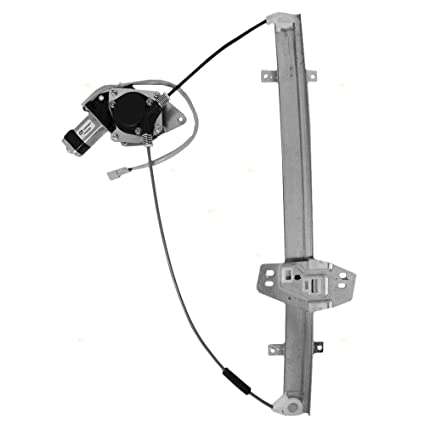 Amazon Com Passengers Front Power Window Lift Regulator With Motor