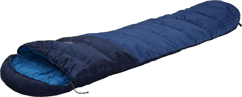 Blue//Blue Dark//Blue McKINLEY Mu-Schlafsack Camper Active 5