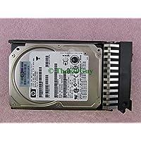 HP 72GB SAS Single Port 10K RPM Hot Swap Server Hard Drive 376597-001 MAY2073RC
