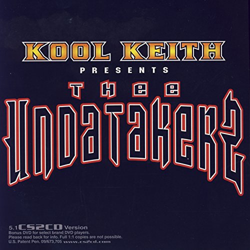 Thee Undatakerz-Kool Keith Presents Thee Undatakerz-CD-FLAC-2003-FATHEAD Download