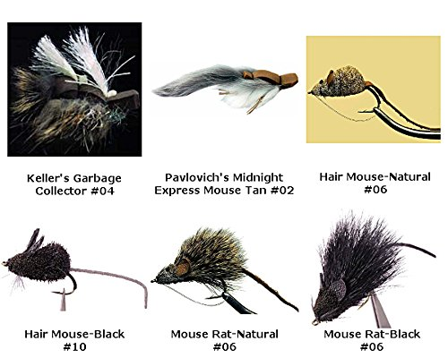 - MFC & Holly Flies Mouse Assortment