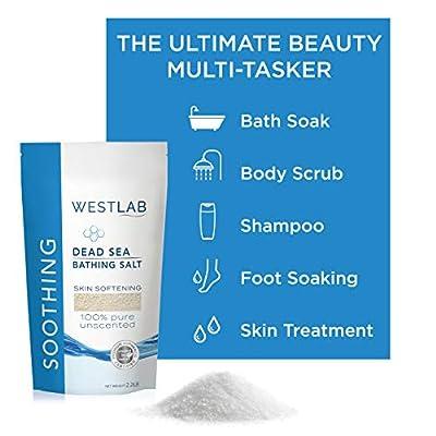 Westlab's Dead Sea Bathing Salt