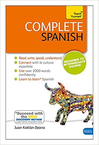 Complete Spanish (Learn Spanish with Teach Yourself): Book: New