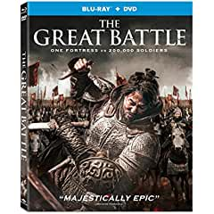 THE GREAT BATTLE Arrives On Digital, Blu-ray Combo Pack and DVD January 8 from Well Go USA
