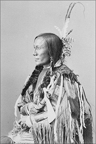 24x36 Poster; Bulls Ghost-Tah-Tun-Ka-We-Nah-Hi. Yanctonai Sioux, - Ka Hi