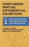 img - for First-Order Differential Equations: Volume 2, Theory and Application of Hyperbolic Systems of Quasilinear Equations book / textbook / text book