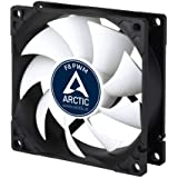 ARCTIC F8 PWM Rev. 2 Fluid Dynamic Bearing Case Fan, 80mm Speed Control, 31CFM at 22.5dBA