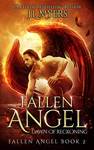 An Angel in my Bed (Angel at Large, Book 3) (Erotic Romance - Fallen Angel Romance)