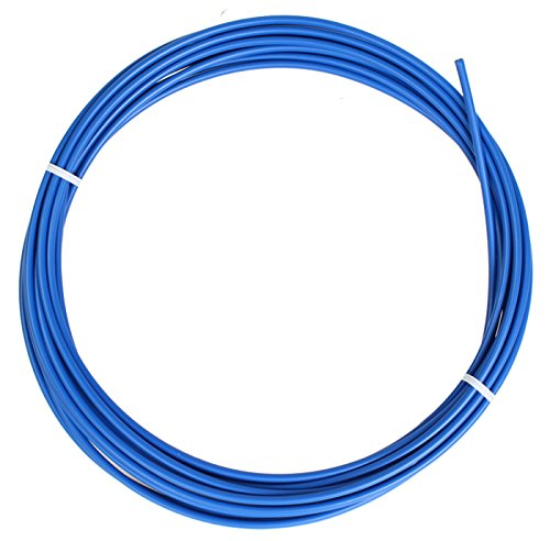 Sunlite SIS Cable Housing, 4mm x 25ft, Blue by Sunlite